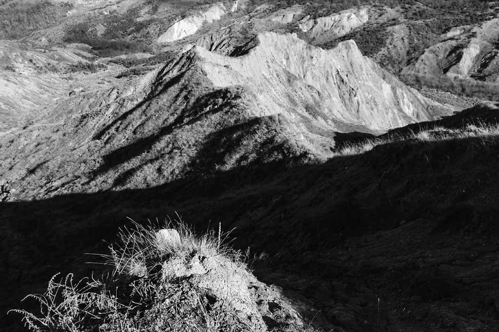 Calanchi Valmarecchia, ispirazione per l'anello Shining Badlands - foto Davide Musci