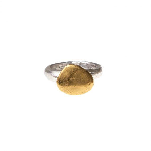 Anello Solare, fatto a mano